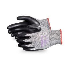 TenActiv ™ Filamento compuesto de fibra resistente a los cortes de punto con espuma de nitrilo Palms