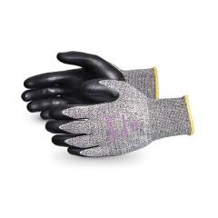 TenActiv ™ Guantes Tejido de polietileno resistente al corte con de espuma de nitrilo Palms
